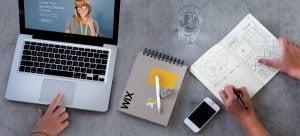 שולחן עבודה של וויקס