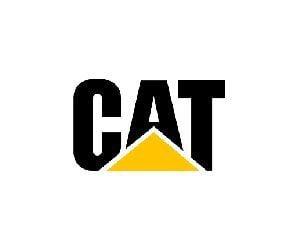 לוגו caterpillar תכנון רכבים