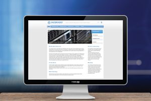 בניית אתר ל interhost אחסון אתרים