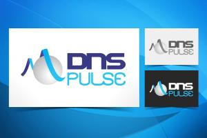 עיצוב לוגו לDns Pulse