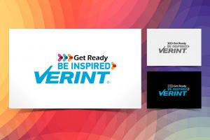 עיצוב לוגו לאירוע Verint