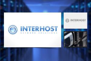 עיצוב לוגו ל Interhost
