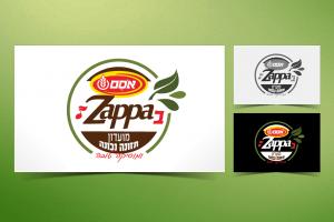 עיצוב לוגו לאסם ב Zappa
