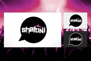 עיצוב לוגו ל Shafuni להקת רוק