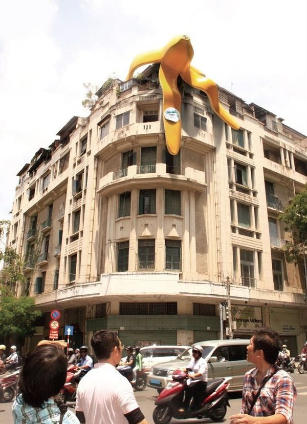 guerrilla-marketing-giant-banana