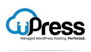 עיצוב לוגו upress אחסון אתרים