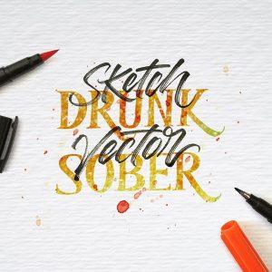 סרטט שיכור ערוך פיקח